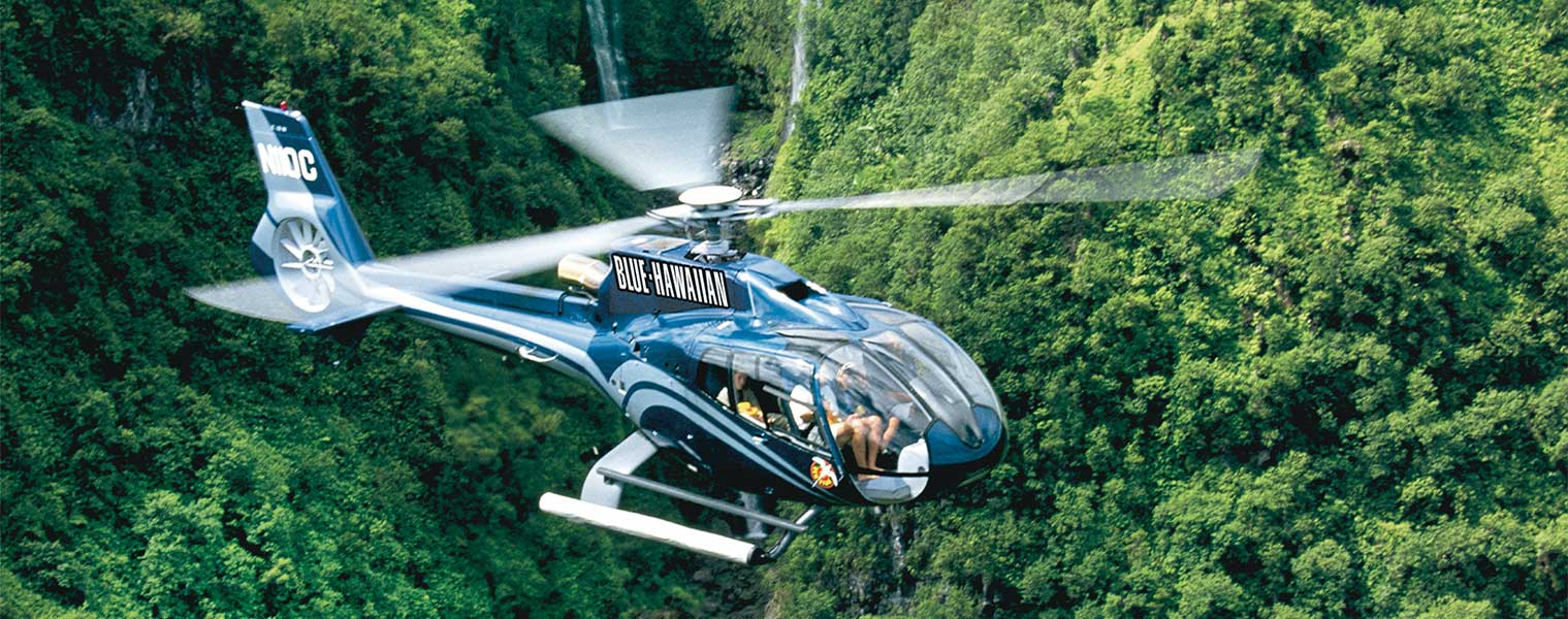 Helicopters are safe and the very best way to experience every Hawaiian island