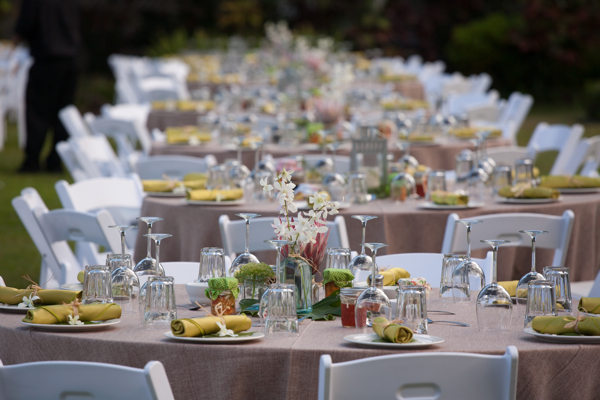 There's nothing like an elegant farm to table event for your next group.