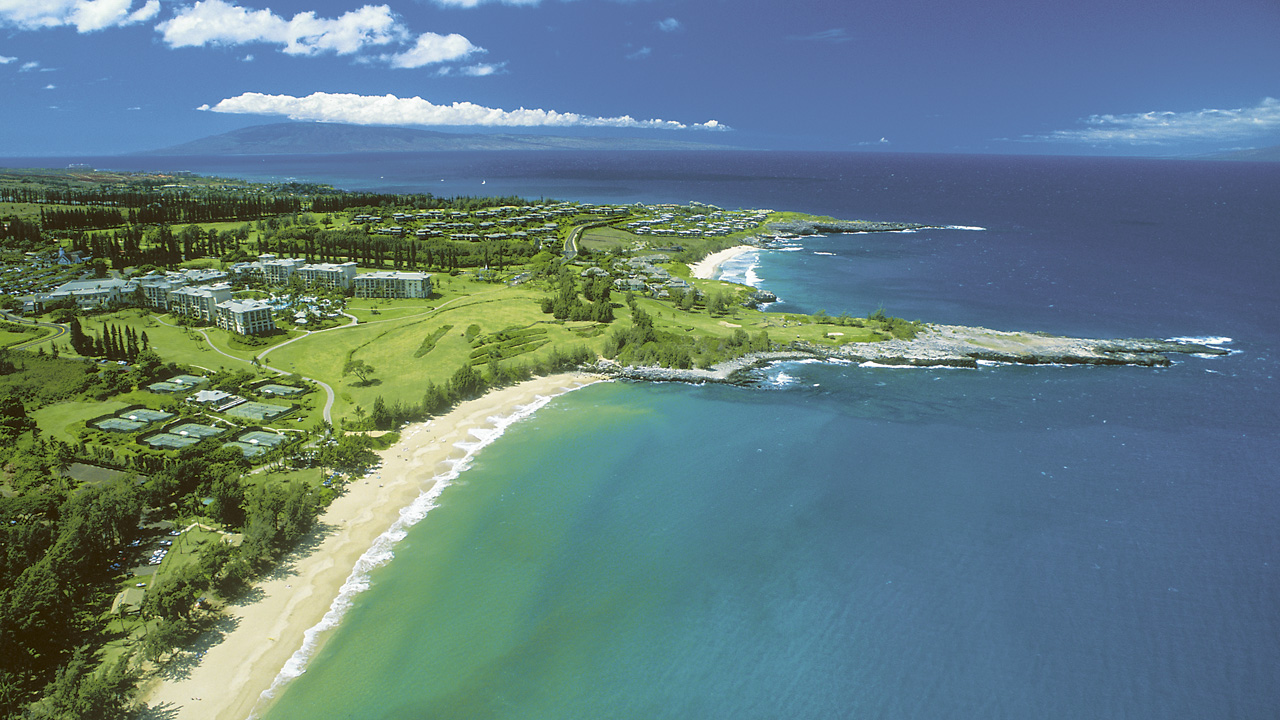 Hawaii Meetings + Events knows how to make your incentive at the Ritz Calrton Kapalua shine