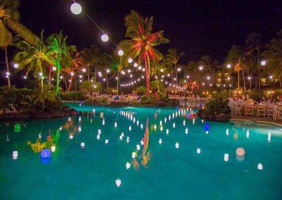 Big Island Pool Party Welcome