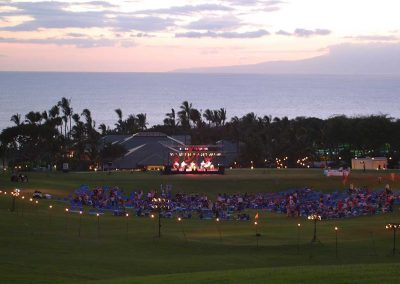 Concert Production for Corporate Meetings and Incentives