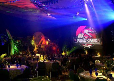 Dinosaur Park Party