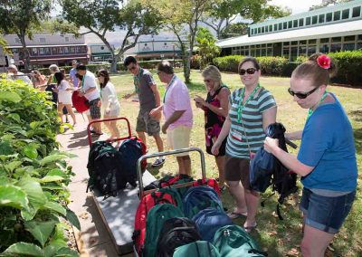 Maui Back-to-School Backpack Project with United Stationers