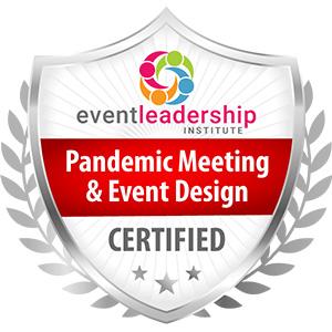 Pamdemic Meeting & Event Design ertified
